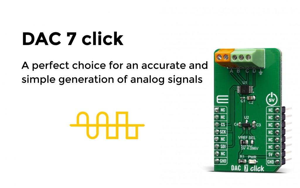 DAC 7 click