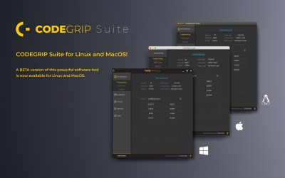 CODEGRIP Suite for Linux and MacOS!