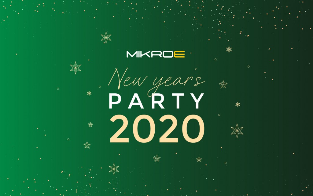 Mikroe New Year's Party