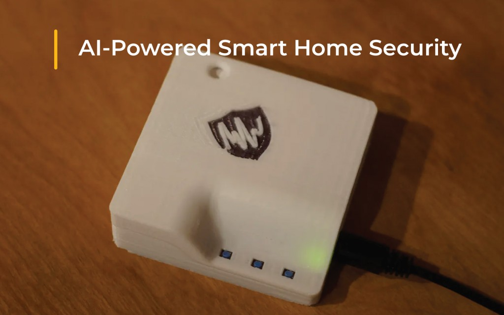 AI-Powered Smart Home Security