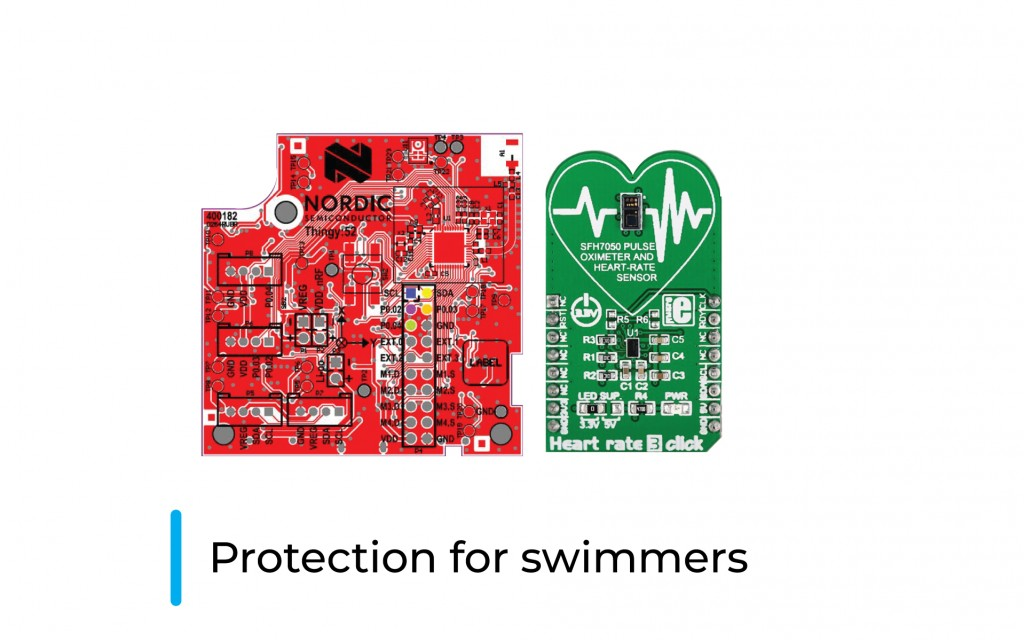 Protection for swimmers