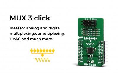 MUX 3 click