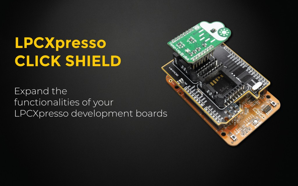 LPCXpresso Click Shield
