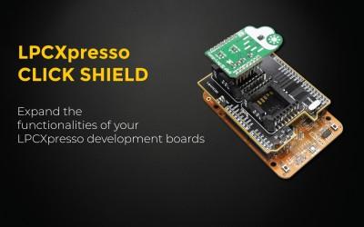 LCPXpresso Click Shield