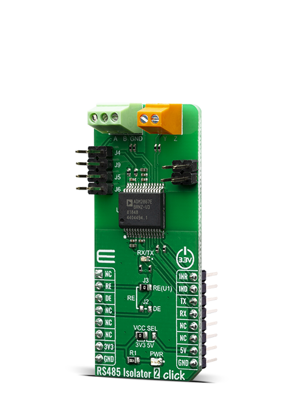 RS485 Isolator 2 Click