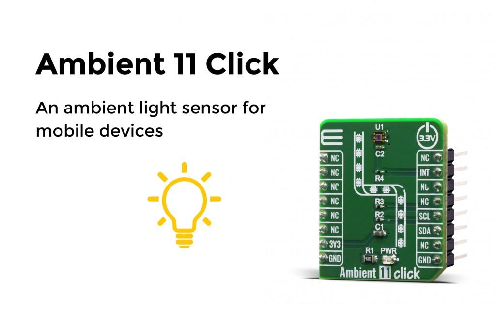 Ambient 11 Click