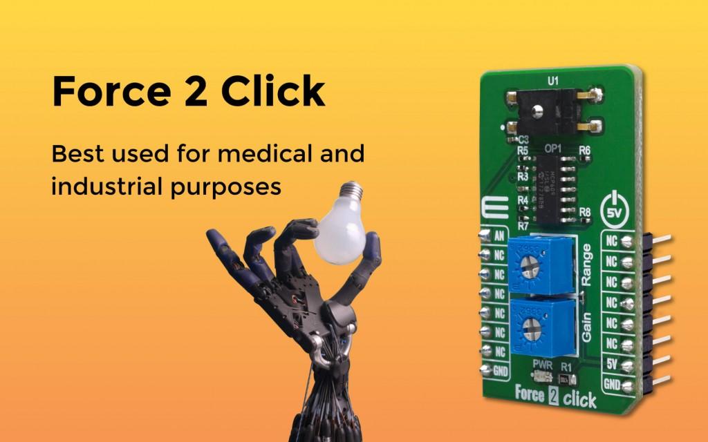 Force 2 Click