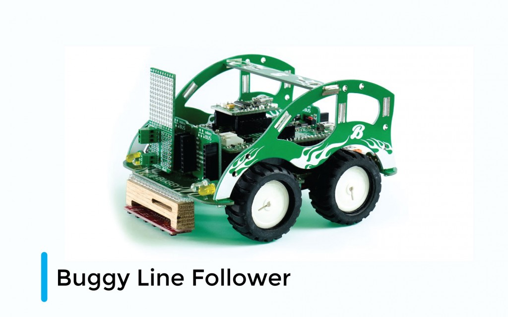 Buggy Line Follower
