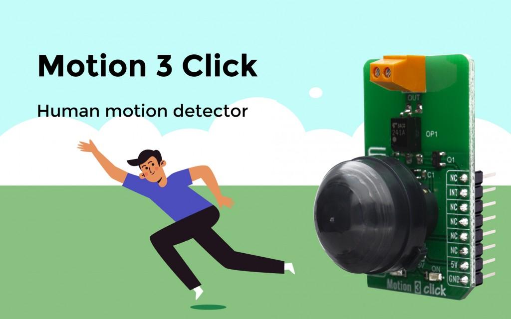 Motion 3 Click