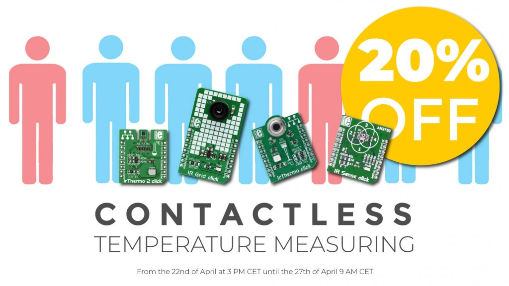 CONTACTLESS TEMPERATURE MEASURMENT