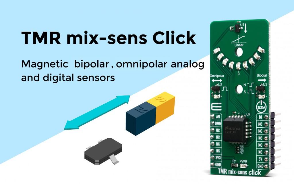 TMR mix-sens Click