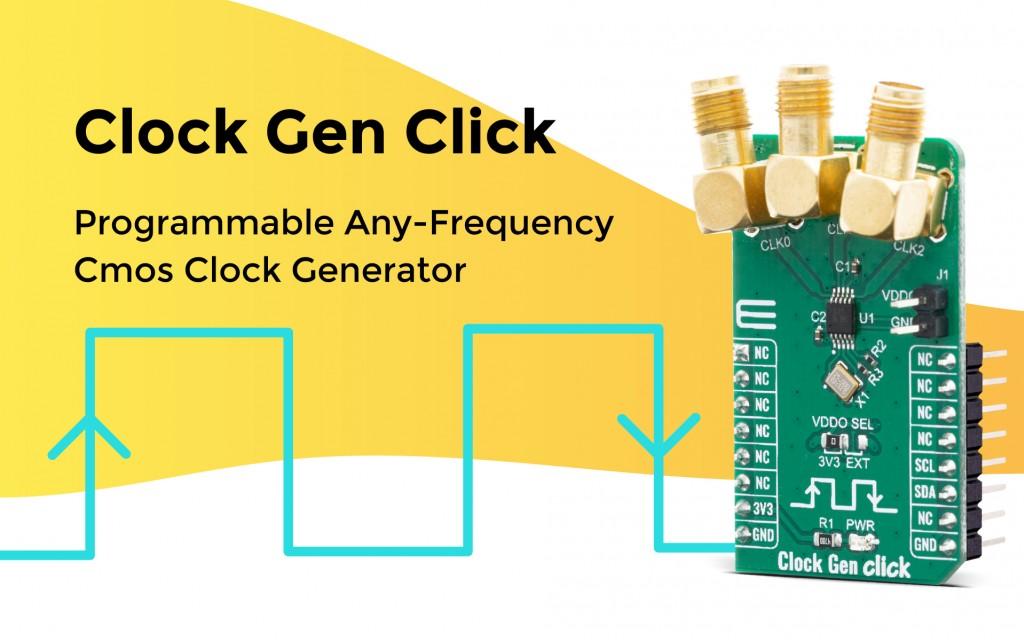 Clock Gen Click