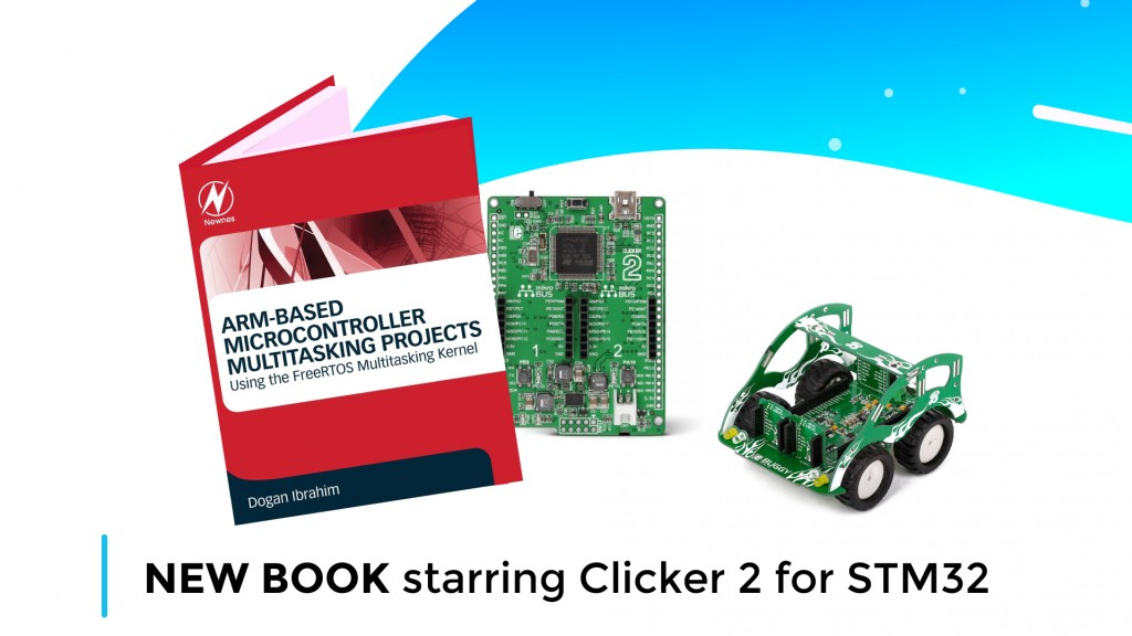 Multitasking Projects featuring Clicker 2 for STM32