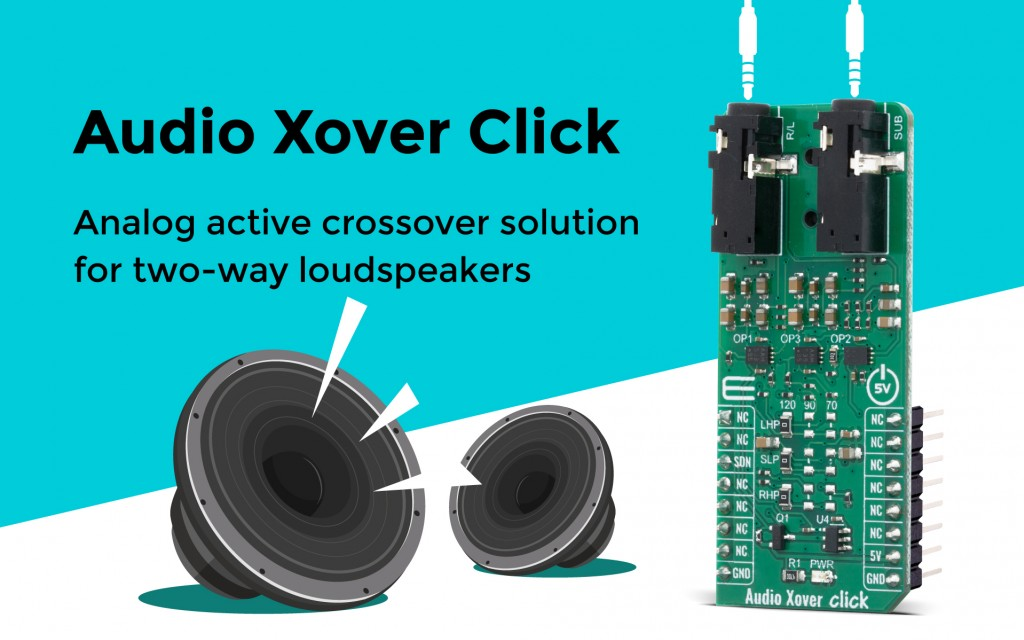 Audio Xover Click