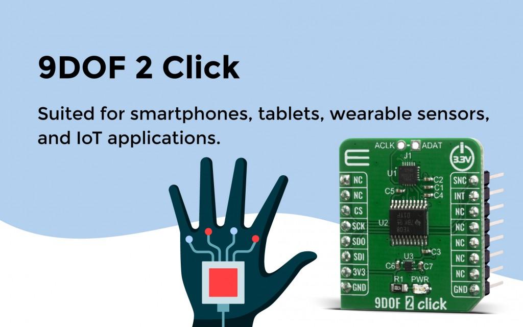 9DOF 2 Click