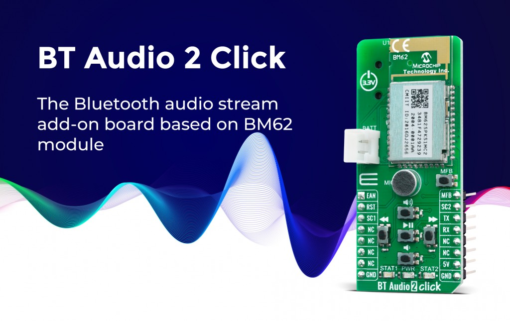 BT Audio 2 Click