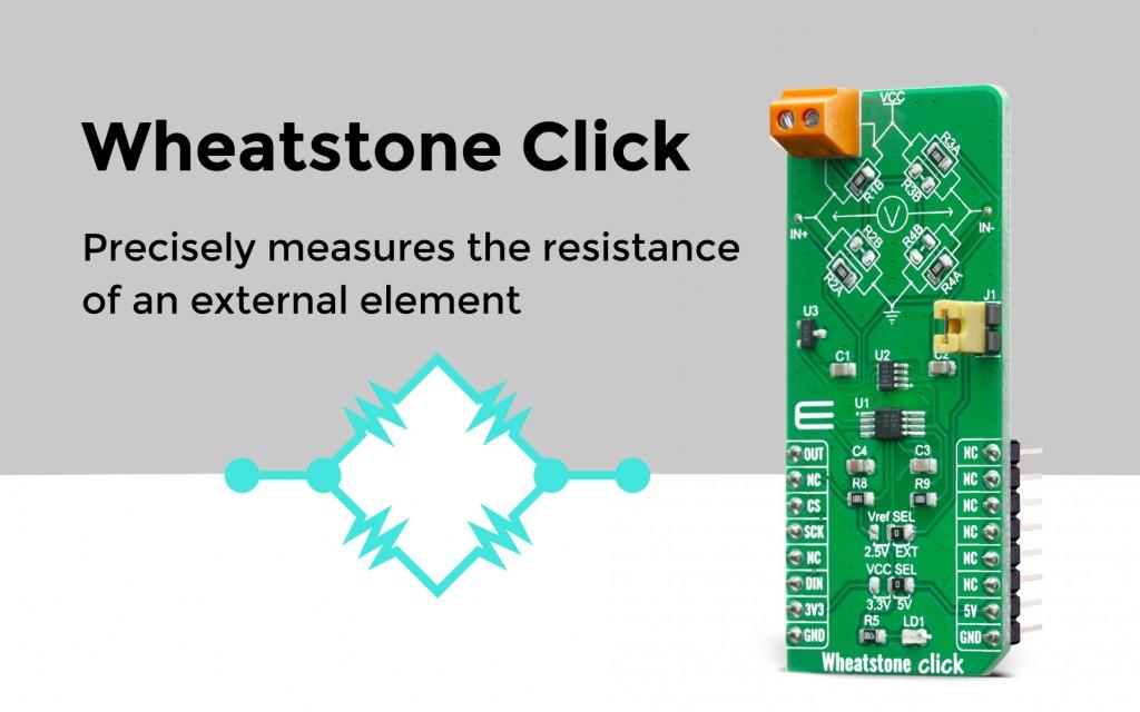 Wheatstone Click