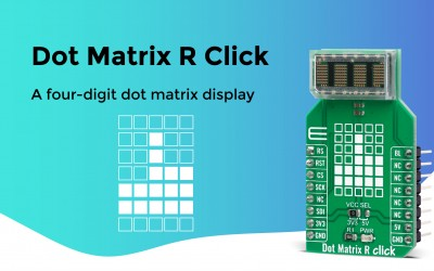Dot Matrix R Click
