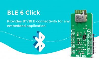 BLE 6 Click