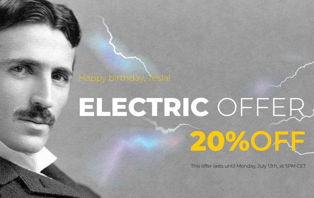 Electric Offer 20% OFF