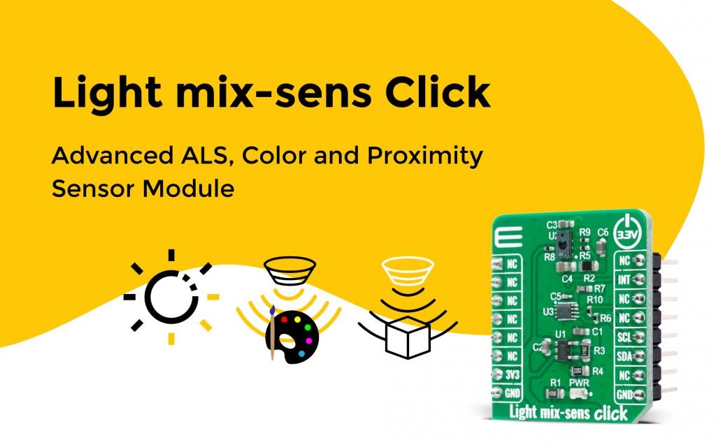 Light mix-sens Click