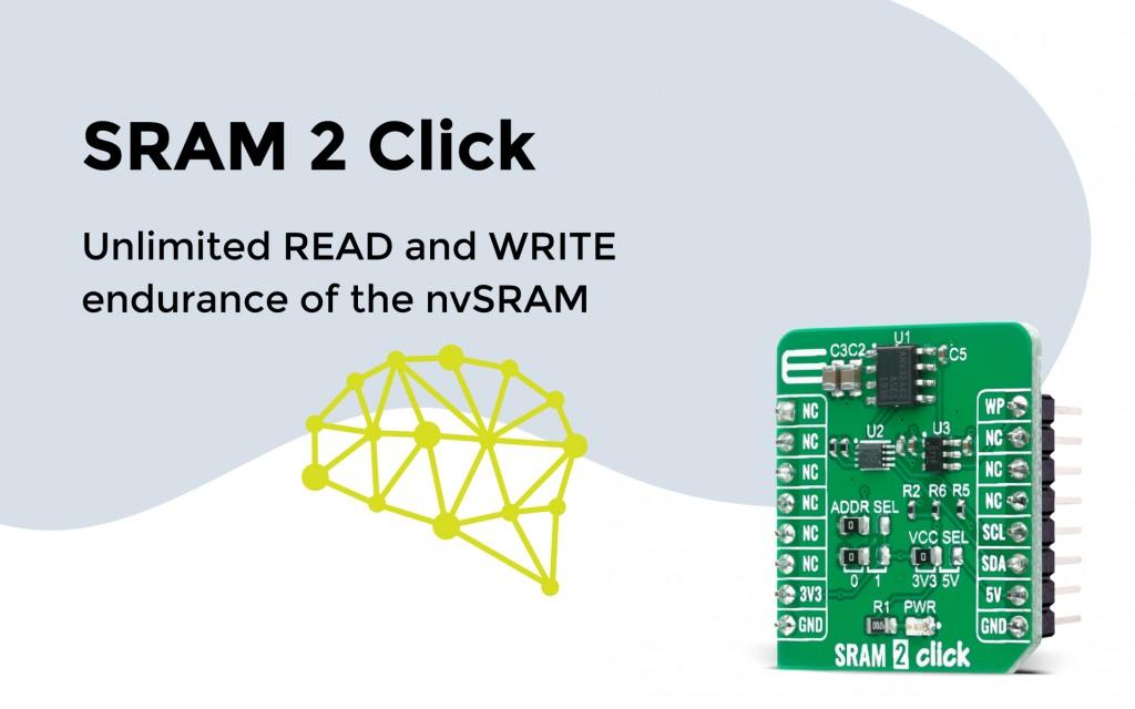 SRAM 2 Click