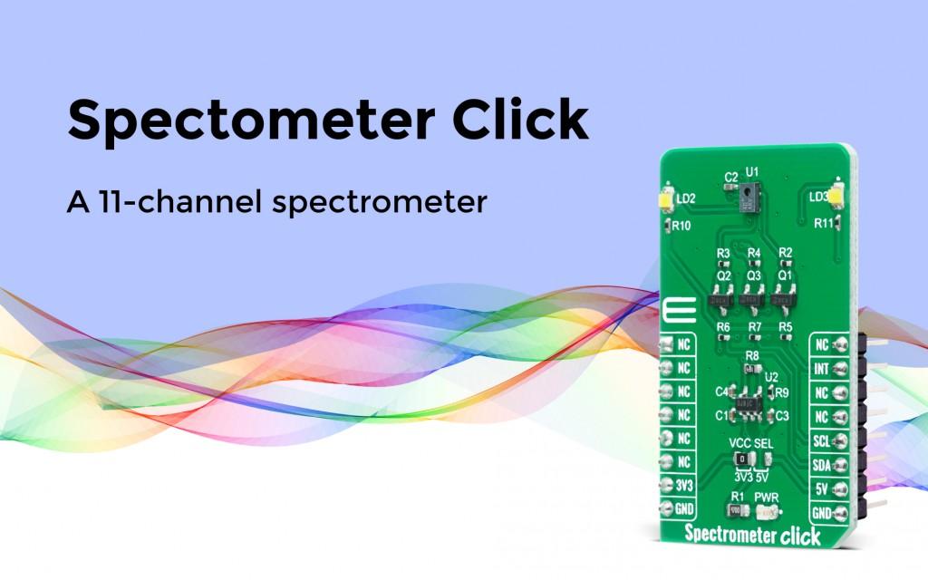 Spectrometer Click