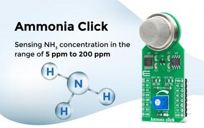 Ammonia Click