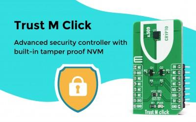 Trust M Click