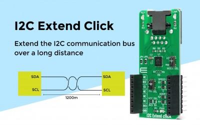I2C Extend Click