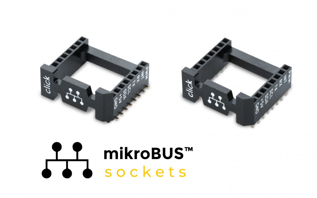 Add mikroBUS™ socket to your design