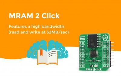 MRAM 2 Click