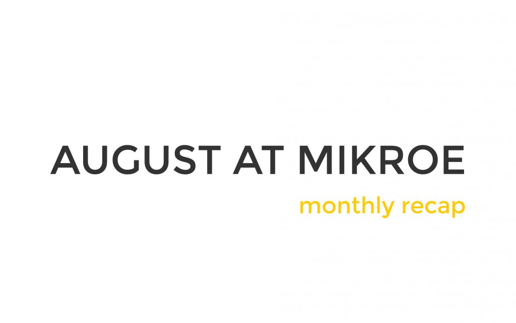 August at Mikroe: 26 NEW Products + World's First Planet Debug
