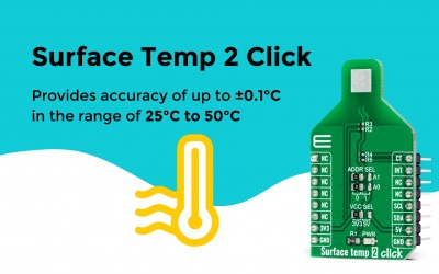 Surface Temp 2 Click