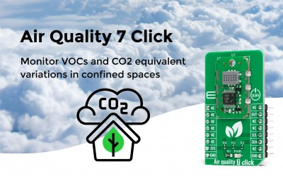 Air Quality 7 Click