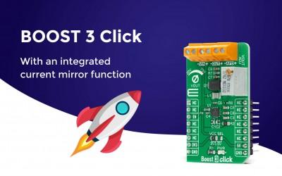 Boost 3 Click