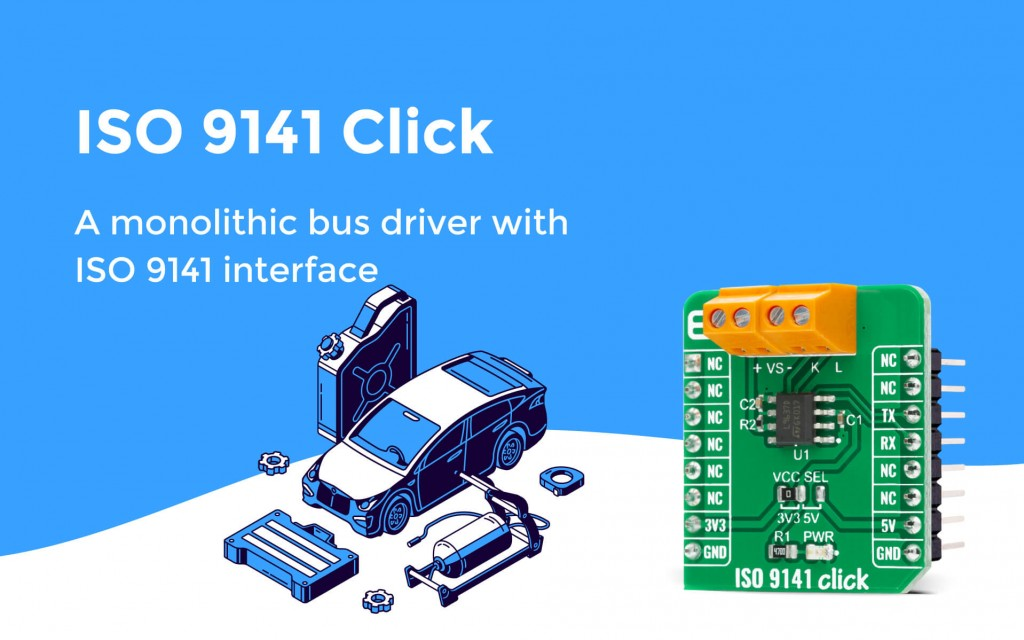 ISO 9141 Click