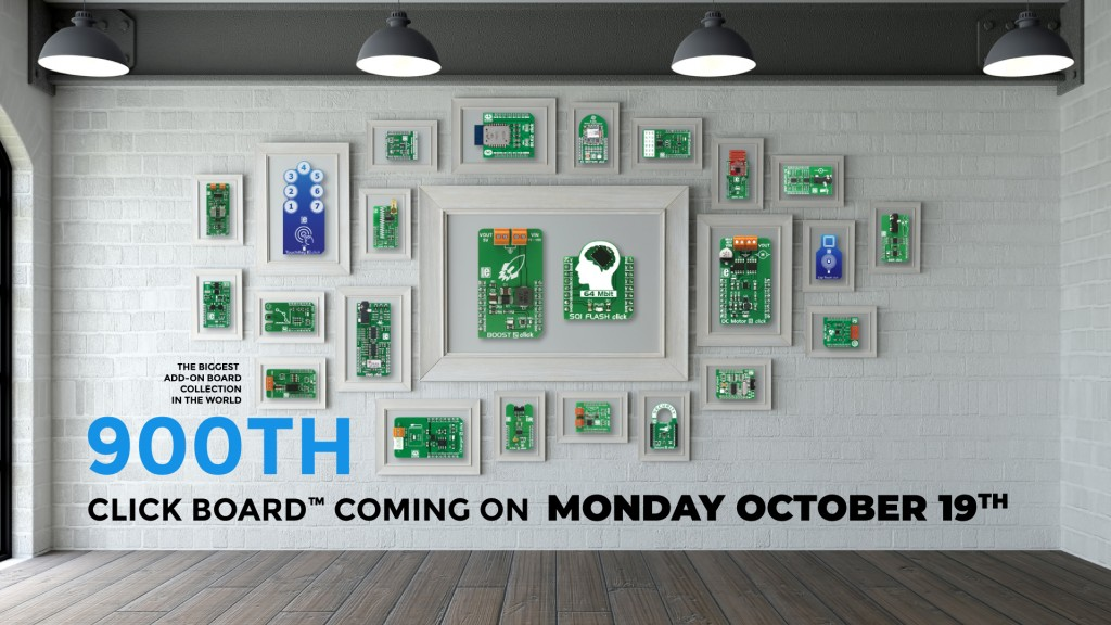 900TH  CLICK BOARDS™ COMING ON MONDAY