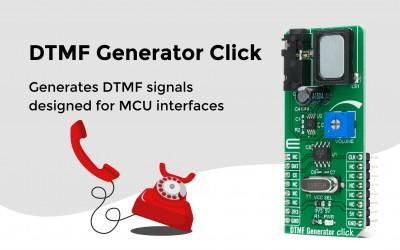 DTMF Generator Click
