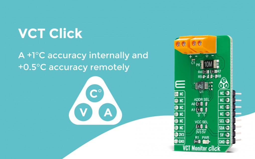 VCT Monitor Click
