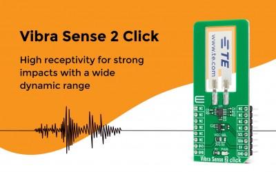 Vibra Sense 2 Click