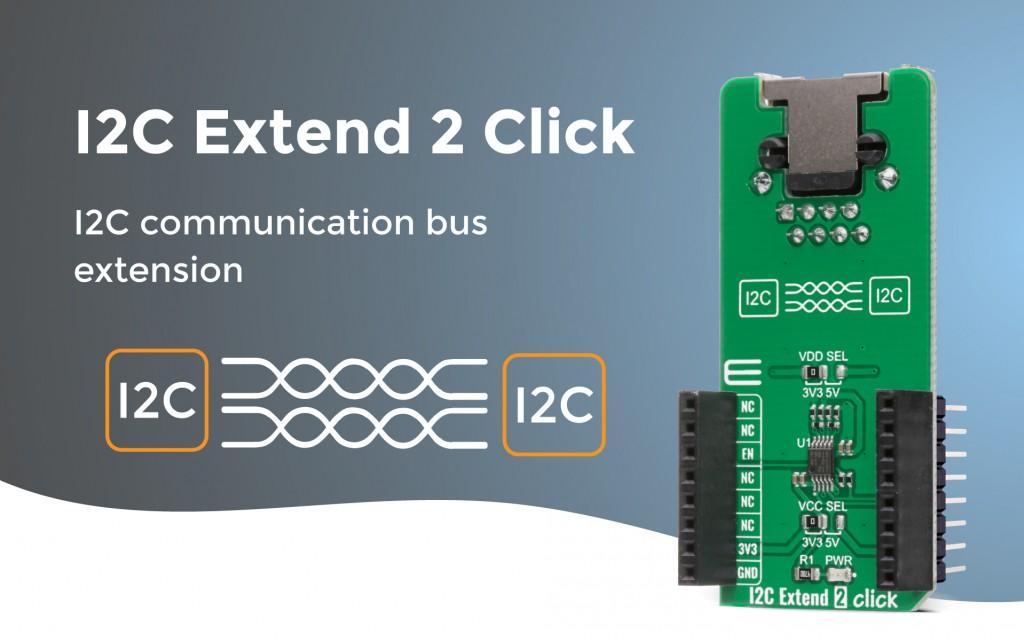 I2C Extend 2 Click
