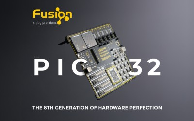 Fusion for PIC32 v8