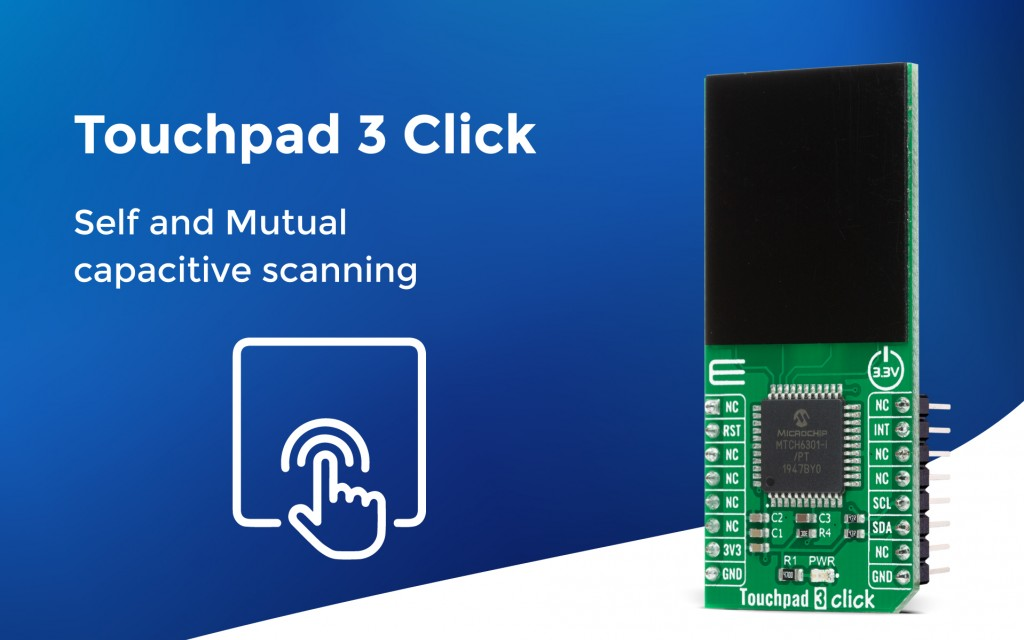 TouchPad 3 Click