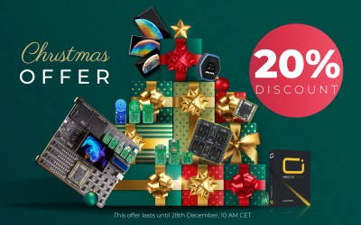 Merry Christmas - 20% OFF on 1700+ products