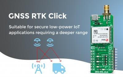 GNSS RTK Click