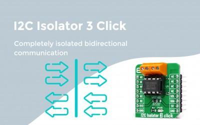 I2C Isolator 3 Click