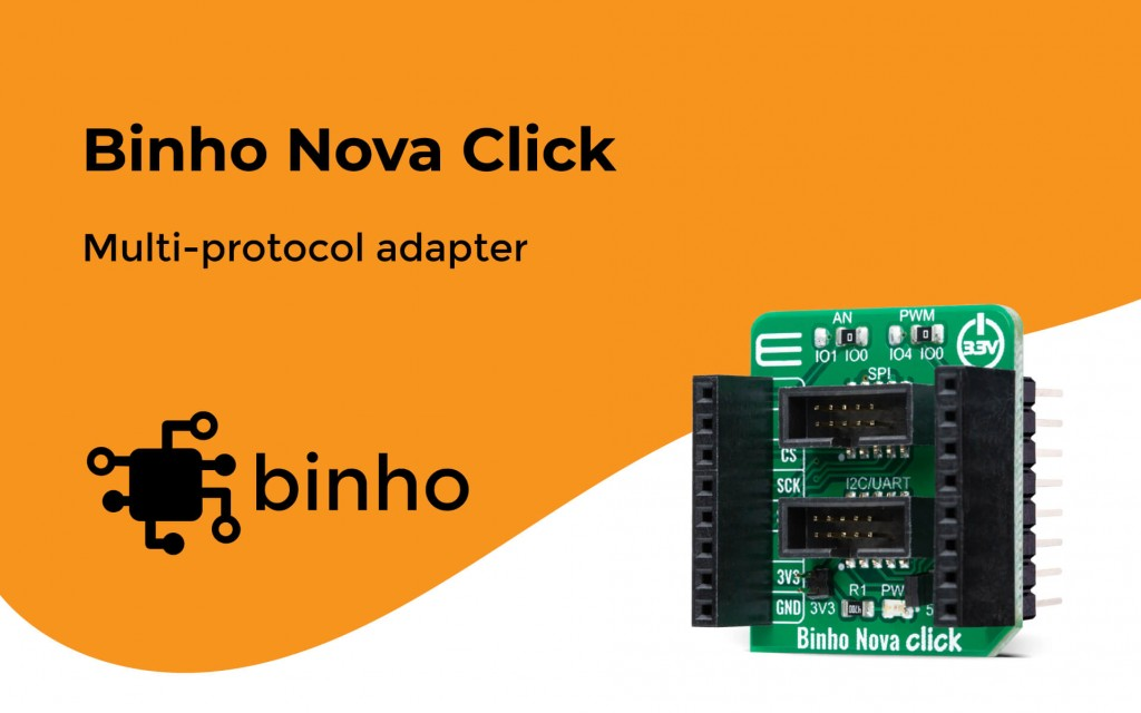 Binho Nova Click