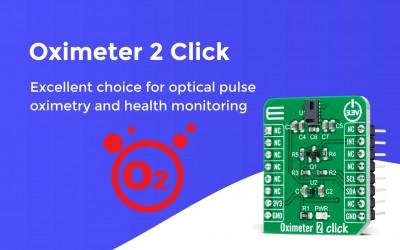 Oximeter 2 Click