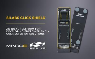 Silabs Click Shield